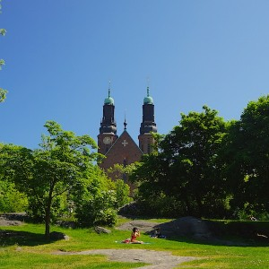 Högalidskyrka à Hornstull, Stockholm